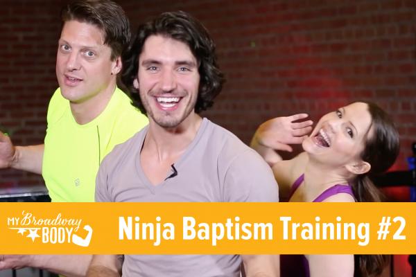 MBB Ninja Baptism Training 2