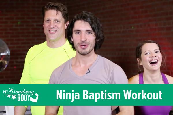 MBB Ninja Baptism Workout