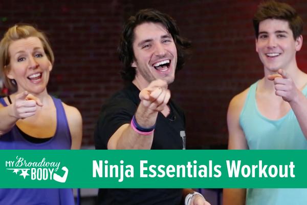 MBB Ninja Essentials Workout