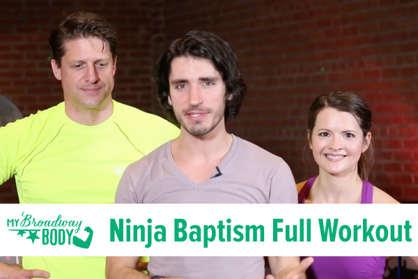 MBB Ninja Baptism Full Workout