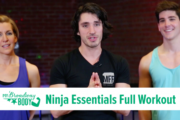 MBB Ninja Essentials Full Workout