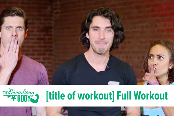 MBB [title of workout] Full Workout
